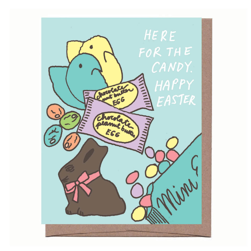Easter Candy Card