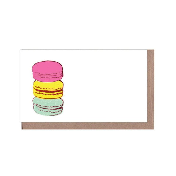 Macarons Enclosure Note