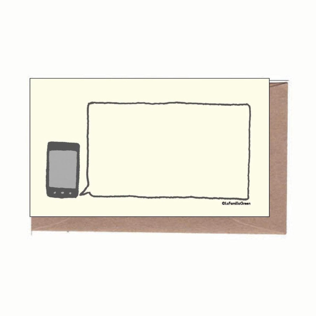 Phone Enclosure Note