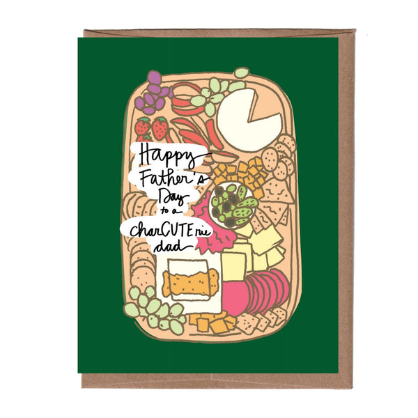 Charcuterie Father's Day Card