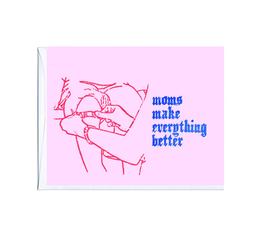 Band-aid Mother's Day Card