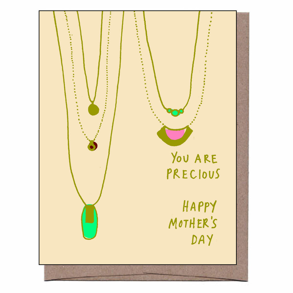 Precious Mom Mother's Day Card