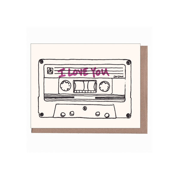 Mixtape Love Note