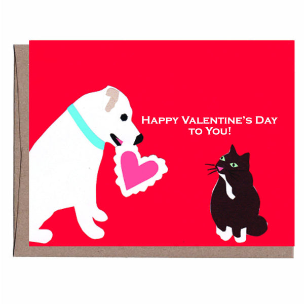 Friends Valentine's Card