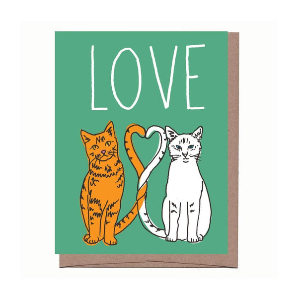 Cats Love Note