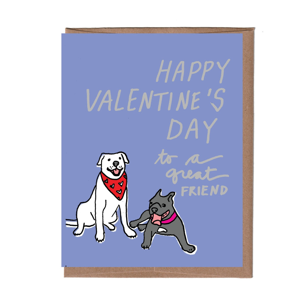 Great Friend Valentine Card