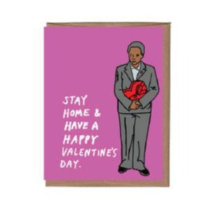 Lightfoot Valentine Card