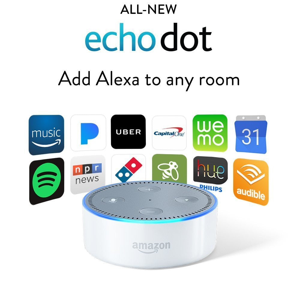 Amazon Echo Dot + Installation & Configuration