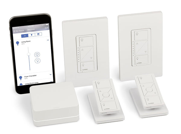Smart Lighting Lutron Kit + Installation