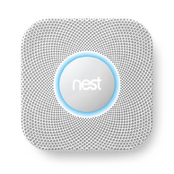Nest Protect Smoke Alarm 2nd Generation