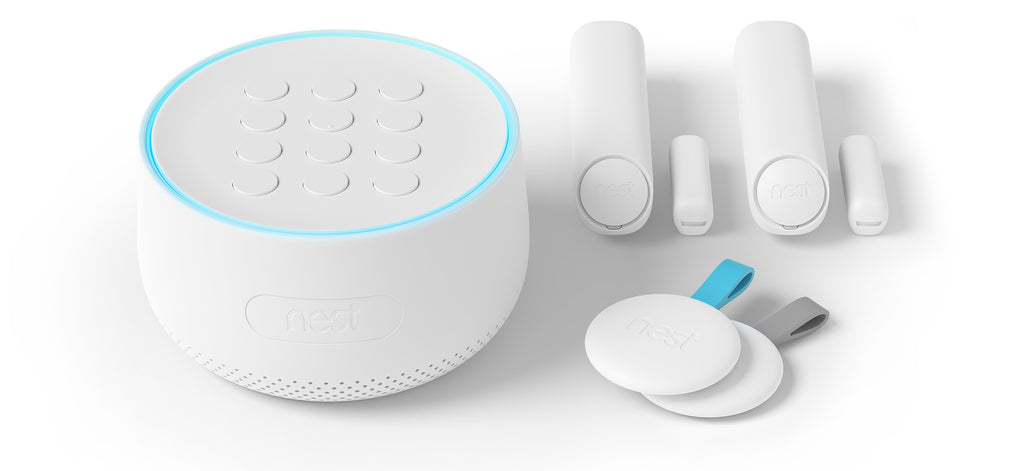 Nest Secure + Installation