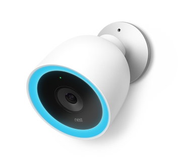Nest Outdoor Cam IQ + Installation