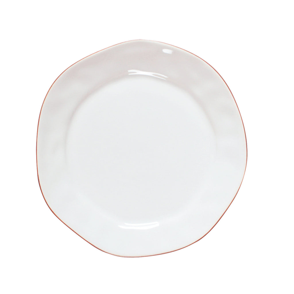 Cantaria White Salad Plate