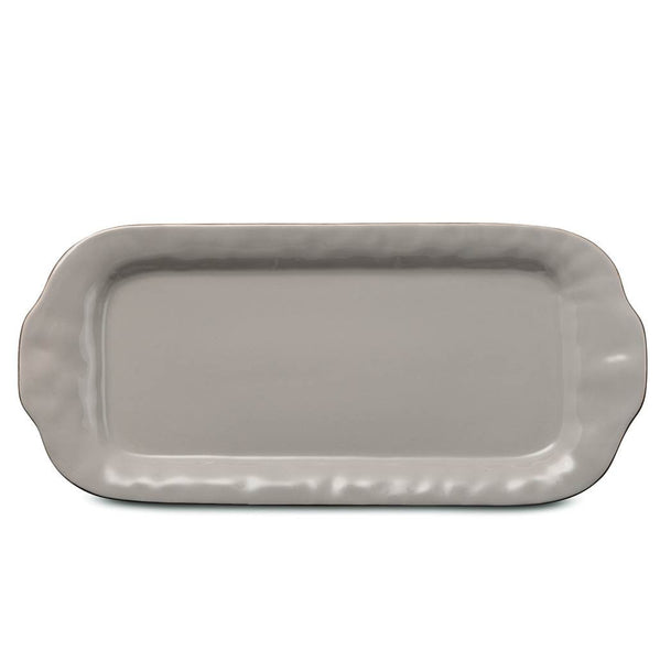Cantaria Greige Large Rectangular Tray