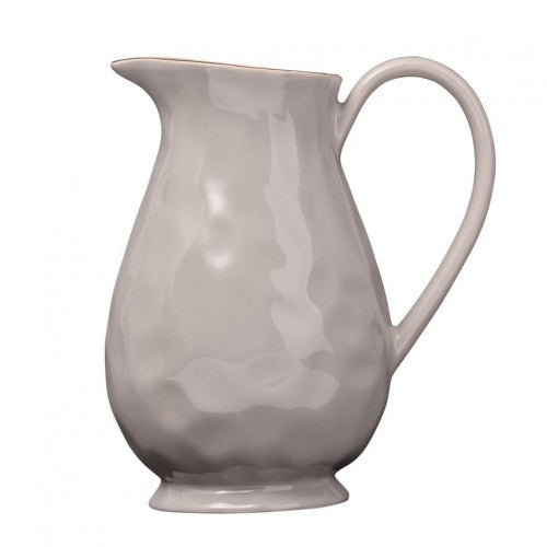 Cantaria Greige Pitcher