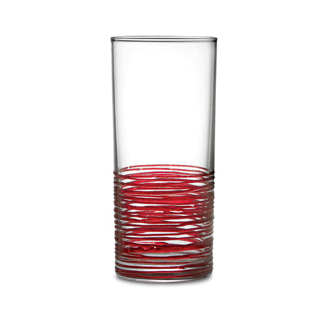 Arte Italica Rosa Glass Collection