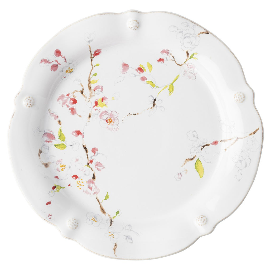 Berry & Thread Floral Sketch Cherry Blossom Dinner Plate