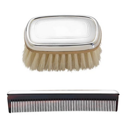 Boy's Comb & Brush Set