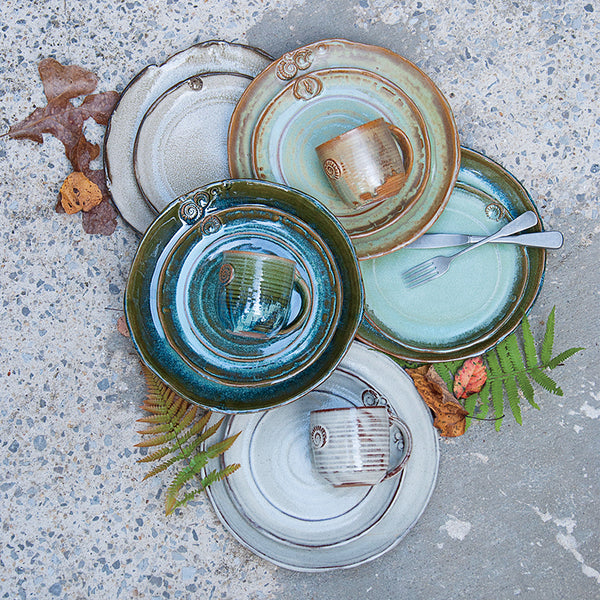 New Earthborn Botanicals Dinnerware
