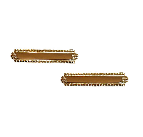 14 Karat Gold Beauty Pins