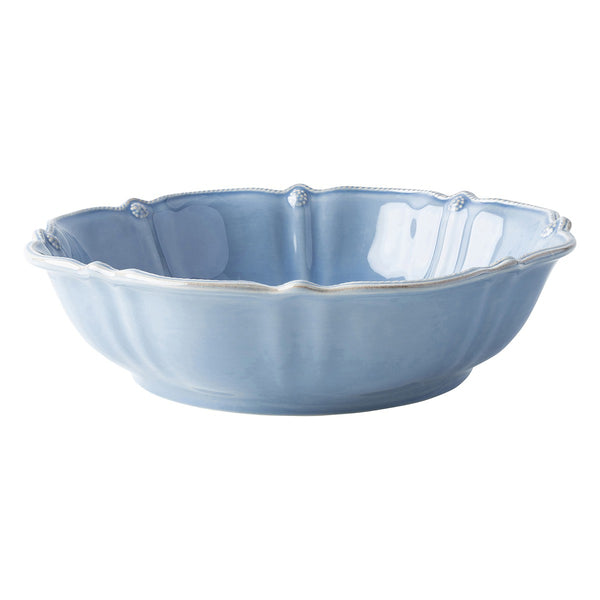 Berry & Thread Chambray 13 Inch Bowl