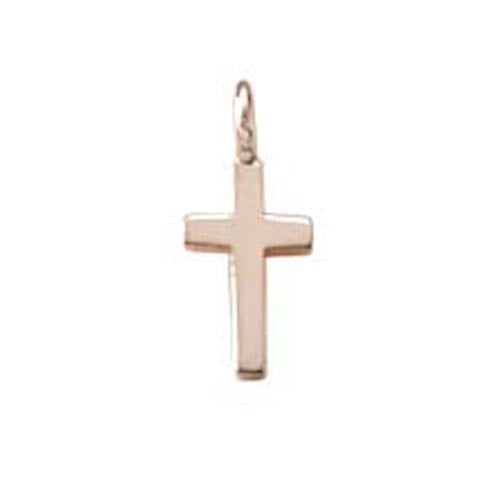 Gold Filled Infant Cross