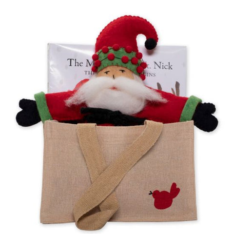 Magic of St. Nick Book Giftset