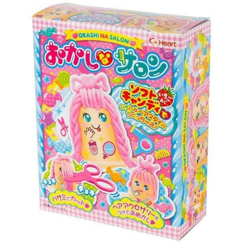 Authentic Japanese Candy Hair DIY Kit - Candy - Candy, Japanese, japanesesnack, Manju, Nippon, Sweets, TokyoTreat