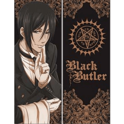 New Black Butler Anime Dakimakura Japanese Pillow Cover BB2 male - Dakimakura - SenpaiWares