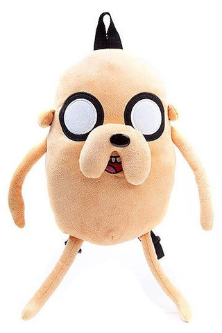Adventure Time Plush Backpack Jake