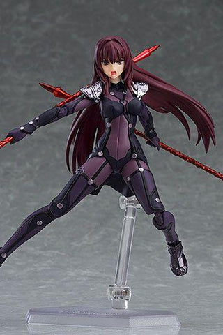 Fate/Grand Order Figma Action Figure Lancer/Scathach 15 cm