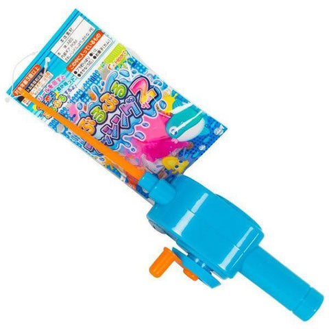 Fishing Pole Candy (Blue) - Candy - Candy, chewing gum, Cute candy, Fishing, game, gum, Japanese, JapaneseCandy, japanesesnack