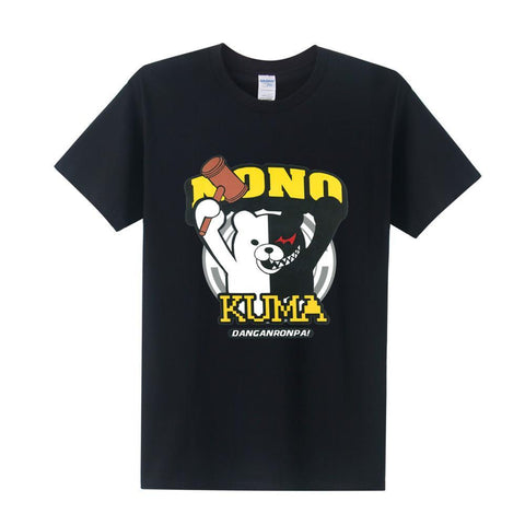 Danganronpa Monokuma Tee - Evil Bear - T Shirt - danganronpa, Danganronpa Monokuma, danganronpa2, danganronpa2goodbyedespair, DanganRonpa3, DanganRonpa3confirmed, DanganRonpaAnotherEpisode, DanganRonpaCosplay, danganronpadrawing, danganronpafanart, danganronpagoodbyedespair, danganronpatheanimation, danganronpatriggerhappyhavoc, danganronpavideo, danganronpavine, danganronpazero, Mens, shirt, superdanganronpa, superdanganronpa2, superdanganronpa2goodbyedespair, T-Shirt