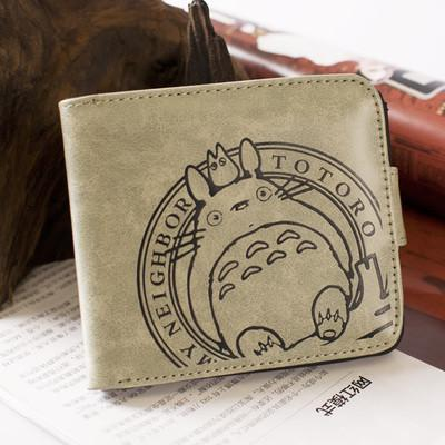Print Anime Wallet / Purse - Totoro, One Piece, Gintama and more!