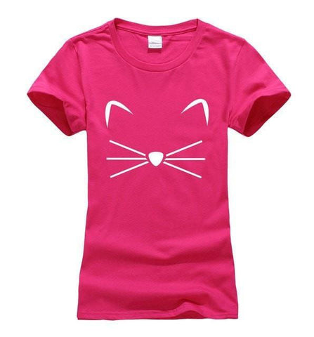 """Meow you can see me"" - Perfect for those with double vision!"