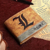 Anime Logo Wallets - Black Butler/ Death Note/Fairy Tail/ Naruto/One Piece and more!