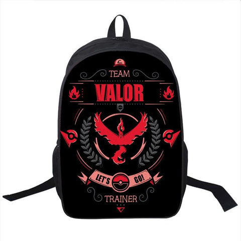 Pokémon Go Backpack - Backpack - SenpaiWares
