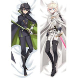 Seraph of the End Mikaela/Yuichiro Hyakuya Dakimakura pillow case cover -  - SenpaiWares
