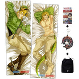 Jojo's Bizarre Adventure - Dakimakura Male Anime Pillow Cover