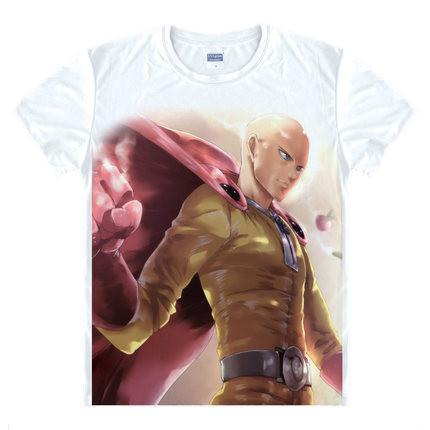 One Punch Man - T Shirt - Full print poster design -  - SenpaiWares