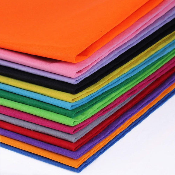 Big Sheet of Non-woven Felt Fabric Material for Cosplay \\ Costumes - 1mm, Cosplay, Cosplay Tool Kit, Fabrics, Material, Tools, Utility