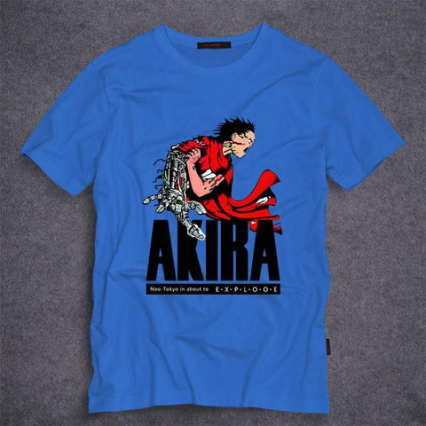 Akira - Short Sleeve Mens Adult T Shirt S-5XL -  - SenpaiWares