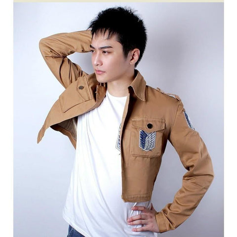 Attack on Titan Jacket - Cosplay / Costume -  - SenpaiWares