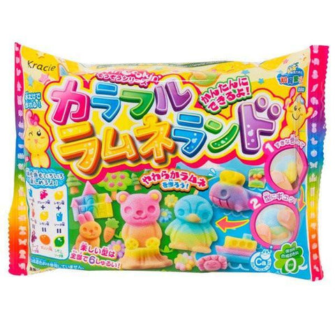 Popin' Cookin - Colorful Ramune Candy - Candy - SenpaiWares