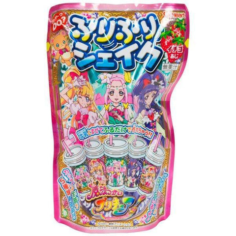 Precure Shake - DIY Candy Drink Kit - Candy - SenpaiWares