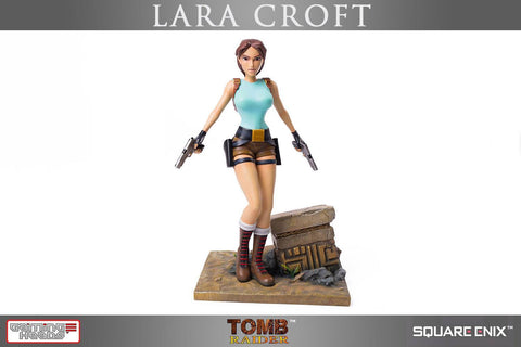 Tomb Raider 20th Anniversary Series Statue 1/6 Lara Croft Regular Version 36 cm