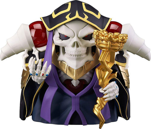 Overlord Nendoroid Action Figure Ainz Ooal Gown 10 cm