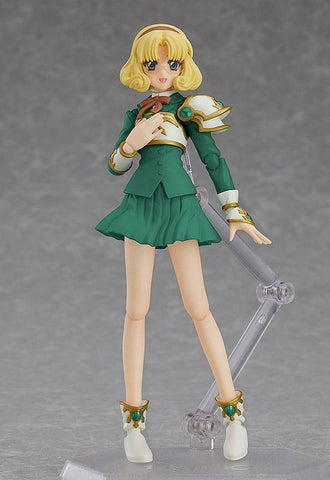 Magic Knight Rayearth Figma Action Figure Fu Hououji 14 cm