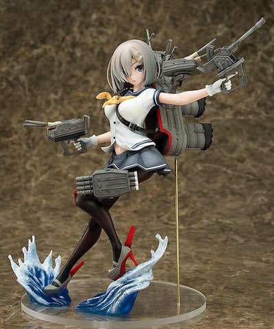 Kantai Collection Statue 1/8 Hamakaze 22 cm, 1/8, 22cm, Hamakaze, Kantai Collection, Official, PreOrder, Statue