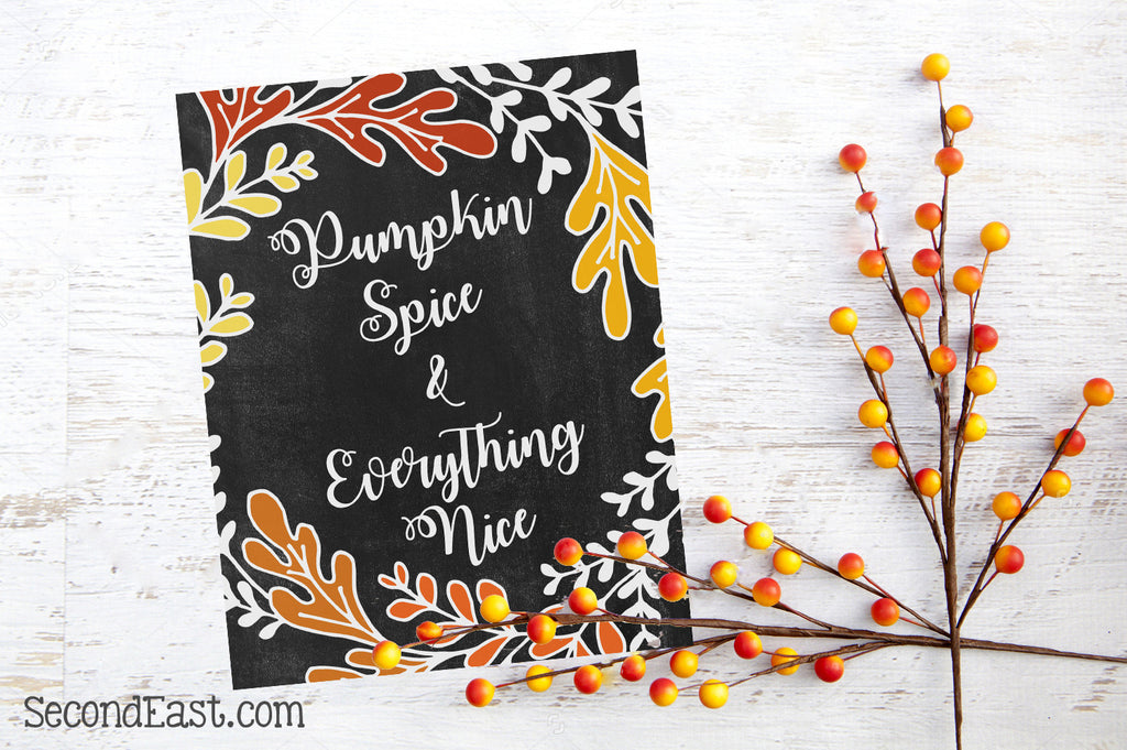 Pumpkin Spice and Everything Nice Free Download